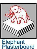 코끼리 고품질 석고 보드