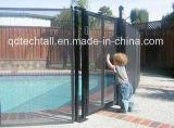 Загородка ковки чугуна орнаментальной безопасности прочная самомоднейшая стальная для сада/здания