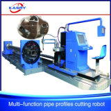 Multi cortador do plasma do CNC da câmara de ar de E& da semente do quadrado da função