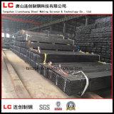Tubo de acero negro / tubo de calidad superior.
