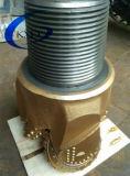 Morceau de foret tricône d'exploitation refroidie à l'air (IADC737)