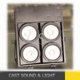 4*100W LED 옥수수 속 곁눈 가리개 매트릭스 효력 경청자 빛