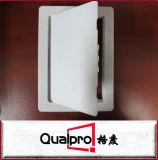 Porta plástica da inspeção da construção com porta removível AP7611