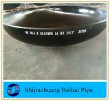"Rohrfitting-Stahlschutzkappe 48 "" A420wpl6 B16.9 Kohlenstoffstahl"