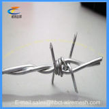 電流を通されるまたはPVCとげがある鉄熱い販売ワイヤー