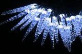 異なったカラーの妖精の屋外の太陽氷LEDの休日ライト