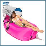 カスタム正方形のLayz袋の方法空気ソファー
