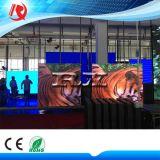 Module visuel d'Afficheur LED du panneau P8 d'Afficheur LED de mur de grand de stade Afficheur LED extérieur de l'écran de visualisation RVB
