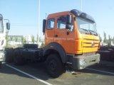 2018 Beiben 6X4 Tractor Cabeza con buen precio venta