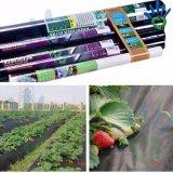 花の包む材料の農業の黒のプラスチックフィルムに根おおいをしている中国の製造者