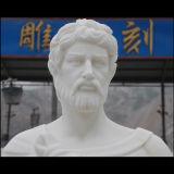 Weiße Jade-Skulptur für Hauptdekoration Ms-1011