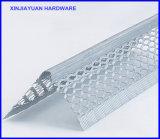 Branello in espansione galvanizzato di angolo del metallo con due fori del diamante delle ali