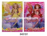 女の子の妖精の蝶固体共同Winxの人形(845194)のための熱い販売のプラスチックおもちゃ