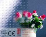 3-6mm färbten Muster-Glas-dargestelltes Glas