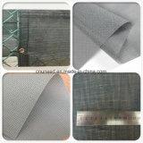 Сетка PVC материала высокой напряженности изготовления огнезамедлительная для здания