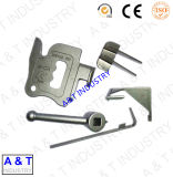 CNCの機械化を用いる鉄の鋳造のポンプシェルの部品