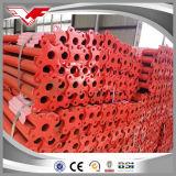 Puntello d'acciaio materiale Q235 Cina dell'armatura