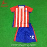 Healong Dri Fit plein sublimé Soccer Jersey