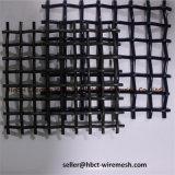 Rete metallica quadrata unita acciaio ad alto tenore di carbonio per il vaglio oscillante