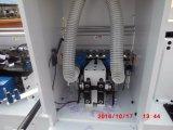 Bord complètement automatique Bander de travail du bois de machine de bordure foncée de PVC