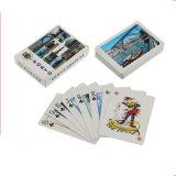 Papel personalizado/Plástico Poker jogando cartas para a Castrol