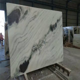 Mármore do branco da panda de China