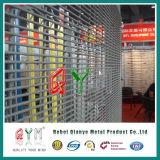 Il PVC ha ricoperto 358 alte barriere di sicurezza/Anti-Arrampica la rete fissa