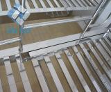 승진 환자 치료를 위한 조정가능한 스테인리스 유압 장치 침대