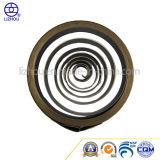 Primavera de força de bobina grande de aço inoxidável de força constante com força constante