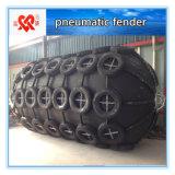 Protección de acoplamiento de buques de protección neumática de caucho según ISO17357