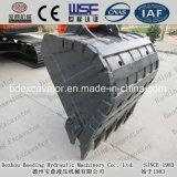 Shandong Crawler Catching Metal Machine / Plum Hydraulic Grab