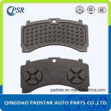 Placa de suportação das almofadas de freio para o Benz com força de tesoura elevada