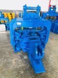 20-30 тонном экскаваторе установлен куча машины для листов Устройство микросвай