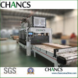 Holzverarbeitung-Maschine für das Gummieren und Panel