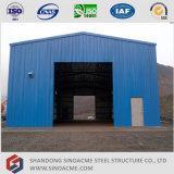 Sinoacme는 전 설계한 강철 구조물 창고 건물을 날조했다