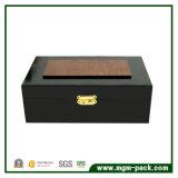 Venda por grosso de madeira de alta qualidade Perfume Impermeável Caixa de oferta