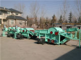 Qtj250織物の不用なリサイクル機械