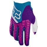 Пурпур участвуя в гонке перчатки мотоцикла перчаток перчаток Mx/MTB Pawtector (MAG116)