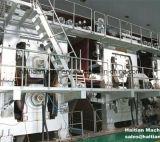 Macchina ad alta velocità di fabbricazione di carta della bobina della tessile