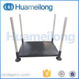 Stapelnde Speichermetallstahlladeplatten-Hochleistungszahnstange