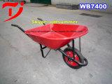 東南アジアのための1つの一輪車Wb6220に付きマレーシアの市場3つ