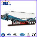 3 as 69000 Semi Aanhangwagen van de Vrachtwagen van de Tanker van de Materialen Liter van het Cement/van het Poeder van het Type van W de Bulk