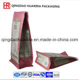 Alホイルのペットフードのプラスチック包装のための永続的なジッパー袋