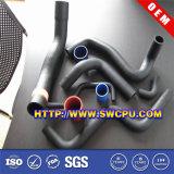 Kundenspezifische Tuch-Oberflächen-Vielzweckgummiluft-Schlauch/Krümmer-Verbindungs-Schlauch