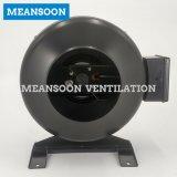 Ventilador de conducto circular 150 para enfriamiento Ventilación de escape
