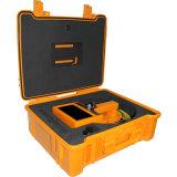 Sistema de Câmera de Vídeo de Inspeção de Dutos de Monitor de Cor 7 Onças