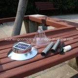 Im Freien Solarbodenlampen-Licht des Garten-LED