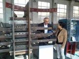 PLC steuerte Rahmen Vacanizing Presse Xlb-400X400X2