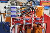 機械を形作る油圧Cの母屋ロール