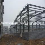 Almacén de la estructura de acero con el certificado del SGS